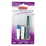 OraPik Traveler Plaque Remover - Twin Pack