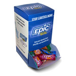 Epic Xylitol Gum Sample Box - Mixed Flavors - 180 pcs.