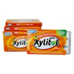 Epic Xylitol Gum - Fresh Fruit - 144 piece box