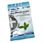 Hager Xylitol Dry Mouth Drops - Mint - 2 oz. bag