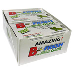 B-Fresh Xylitol Gum - Spearmint - 144 piece box
