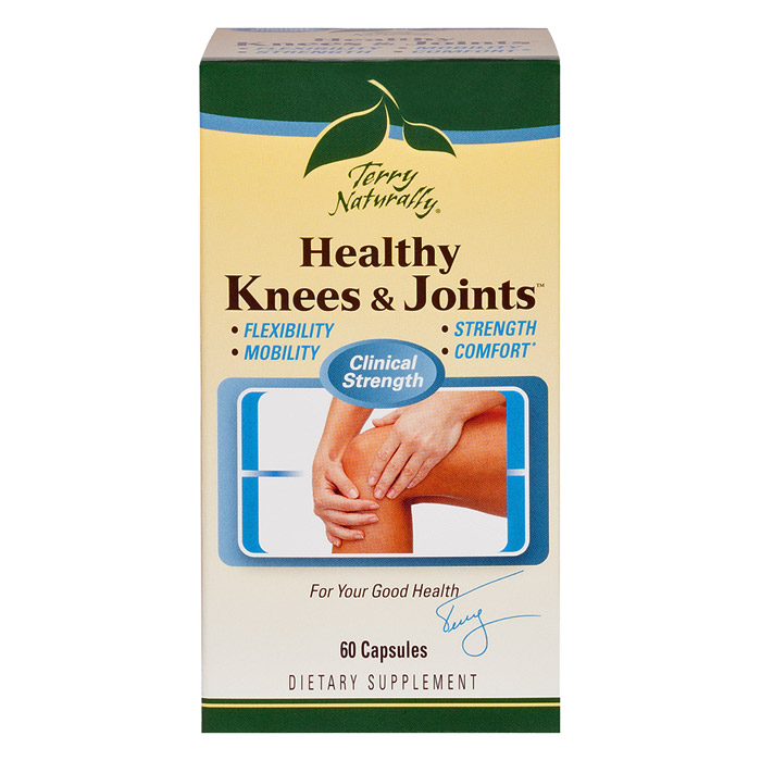 Terry Naturally Healthy Knees & Joints - 60 caps
