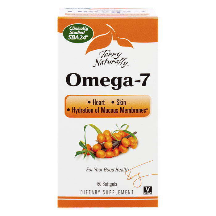 Terry Naturally Omega-7 - 60 softgels