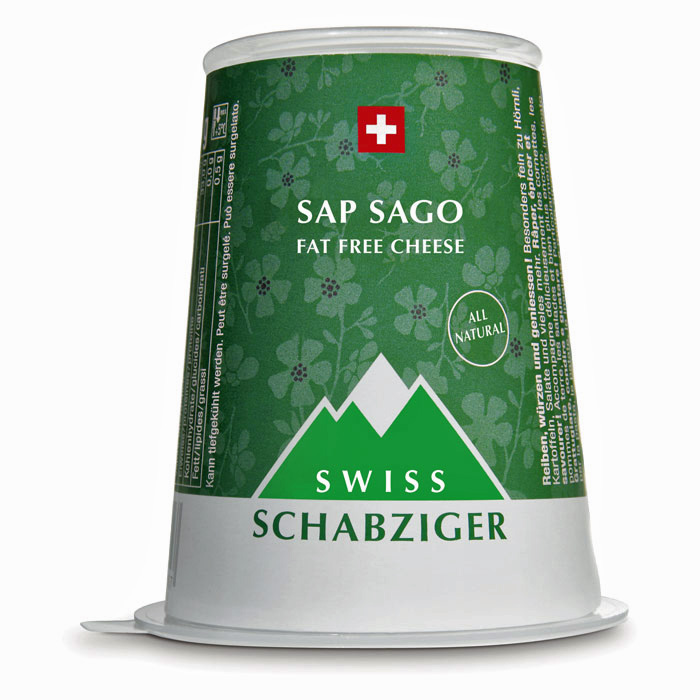 Sap Sago Cheese - 3 oz. cone
