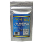 D-Mannose Sugar - 60 tablets