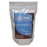 Smart Sweet Erythritol Granules - 1.5# bag