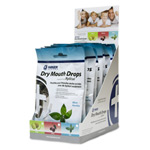Hager Xylitol Dry Mouth Drops - Mint - 12pk