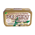 Ice Chips - Ginger - 1.76 oz. tin - Made in the USA
