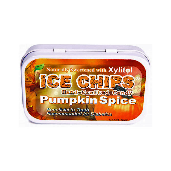 Ice Chips - Pumpkin Spice - 1.76 oz. tin