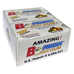 B-Fresh Xylitol Gum - Mixed Fruit - 144 piece box - Made in the USA