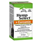 Terry Naturally Hemp Select and Curcumin - 30 softgels