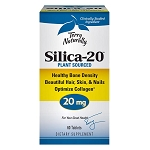 Terry Naturally Silica-20 - 60 tabs