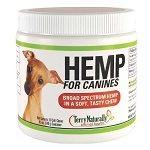 Terry Naturally Hemp for Canines - 60 soft chews