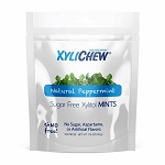 Xylichew Xylitol Mints - Peppermint - 100 pc. bag