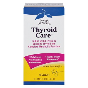 Terry Naturally Thyroid Care - 120 caps