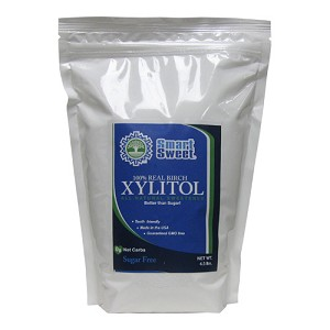 Smart Sweet Xylitol Crystals - 4.5# bag