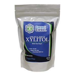 Smart Sweet Xylitol Crystals - 1.5# bag