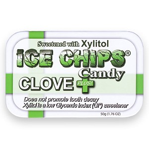 Ice Chips - Clove Plus - 1.76 oz. tins