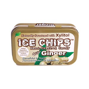 Ice Chips - Ginger - 1.76 oz. tin