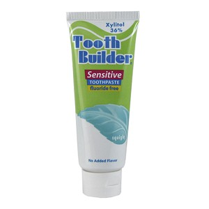 Tooth Builder Sensitive Toothpaste - 4 oz.