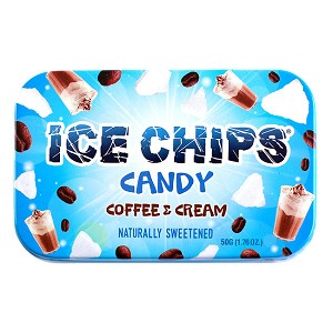 Ice Chips - Coffee and Cream - 1.76 oz. tin