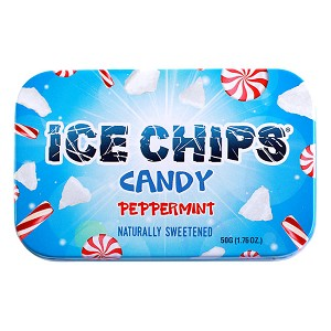 Ice Chips - Peppermint - 1.76 oz. tin